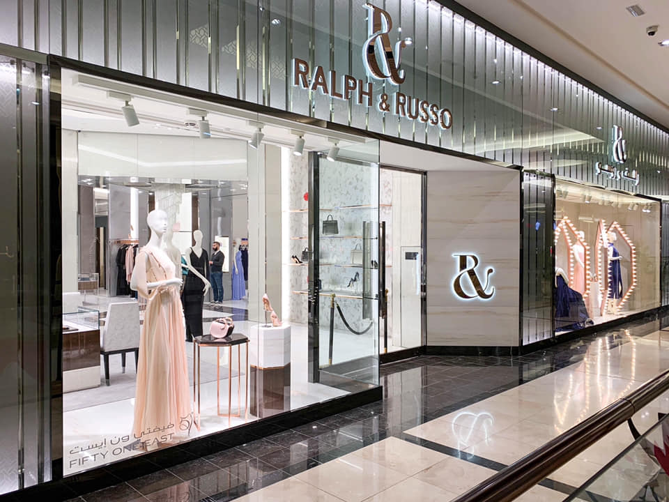 Ralph and Russo Boutique